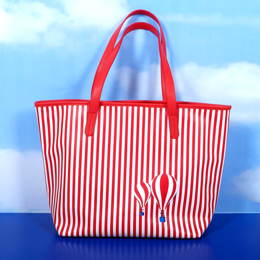 High Balloon Tote Bag by La Come Di